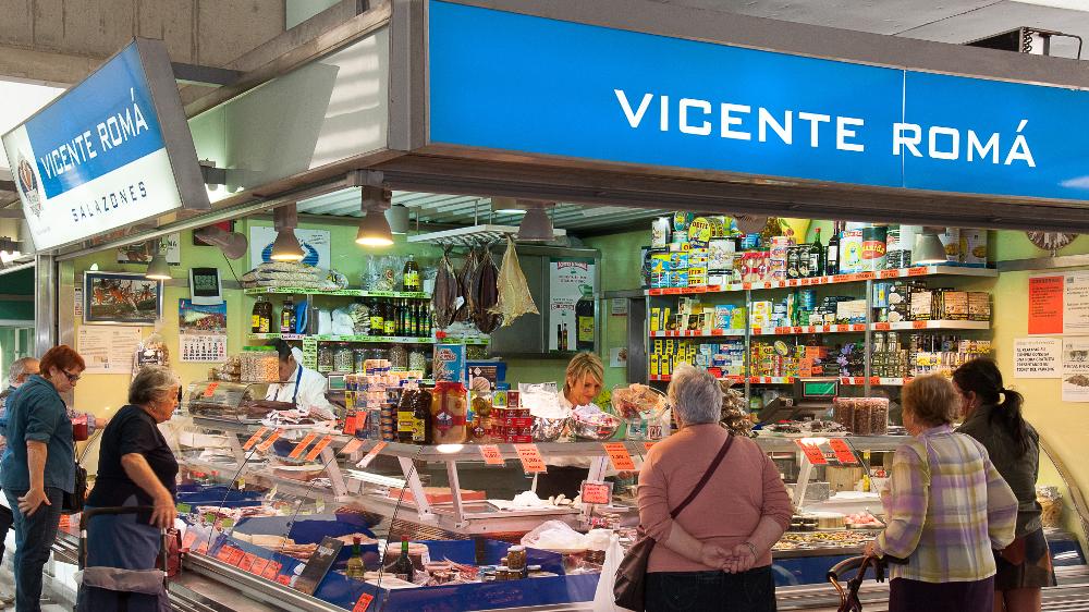 puesto mercado salazones roma