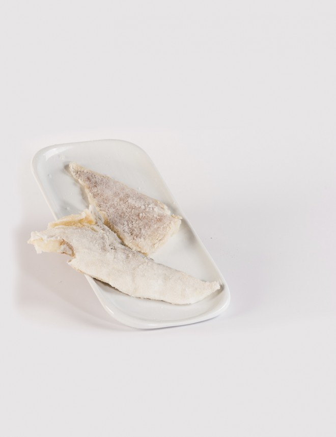 Wings bacalao gañas sal